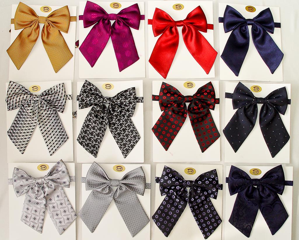 Как сделать галстуки для девочки 826