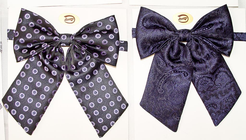 Как сделать галстук бантик