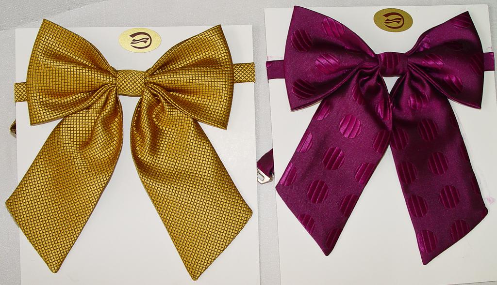 Как сделать галстуки для девочки 648